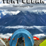 Keep Your Tent Clean