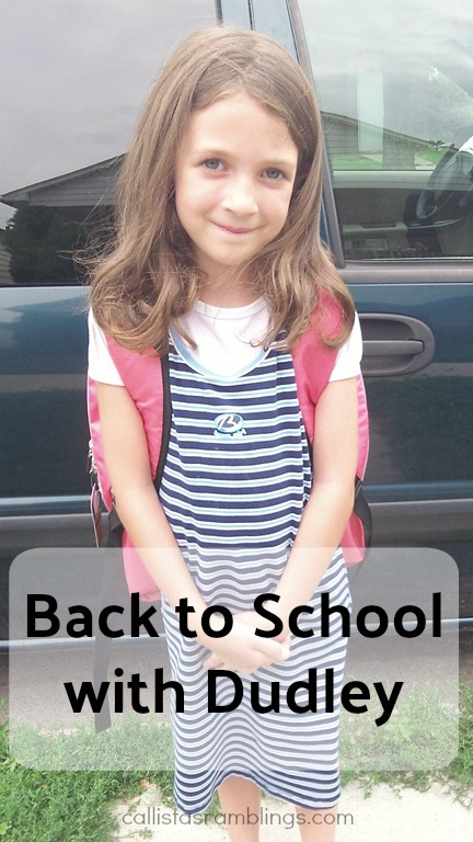 Back to School with Dudley Backpacks + More