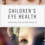 Children's Eye Health –Interview with Optometrist