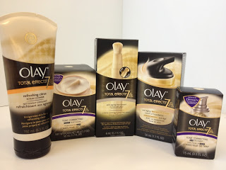Olay Total Effects Line