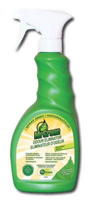 MrGreen Spray Away Odour Eliminator