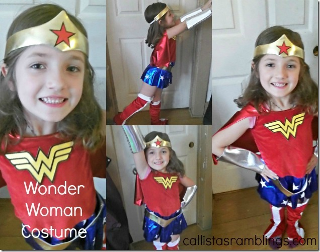 Wonder Woman Costume from Anytime Costumes