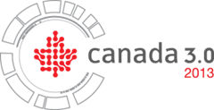 Canada 3.0 Digital Media Conference