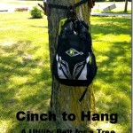 Cinch to Hang is Perfect for Camping and Picnics