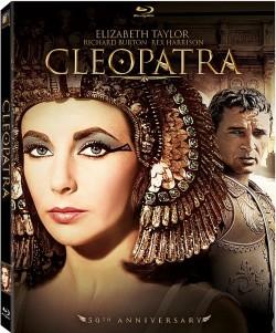 Cleopatra Blu-ray