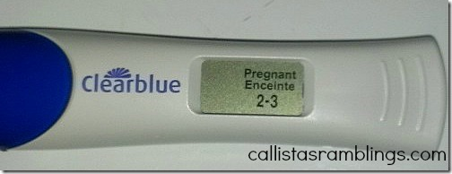 Testing for Pregnancy with Clearblue Digital Pregnancy Tests