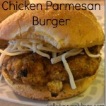 Chicken Parmesan Burger With Help from Loblaws #cbias #shop