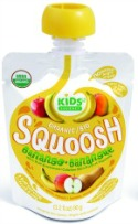 Squoosh Fruit Puree Snack