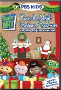 Super Why: Twas The Night Before Christmas DVD