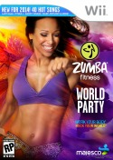 Zumba Fitness World Party for Nintendo Wii
