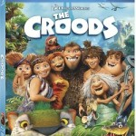 Dreamworks The Croods on Blu-Ray and DVD