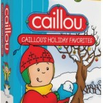 Caillou's Holiday Favourites #giftguide
