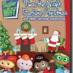 Super Why: Twas the Night Before Christmas and Other Fairytale Adventures #giftguide