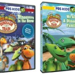 Dinosaur Train: We Are a Dinosaur Family and Dinosaurs in the Snow DVD #giftguide