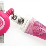 Justice Yoyo Retractable Lip Gloss #giftguide