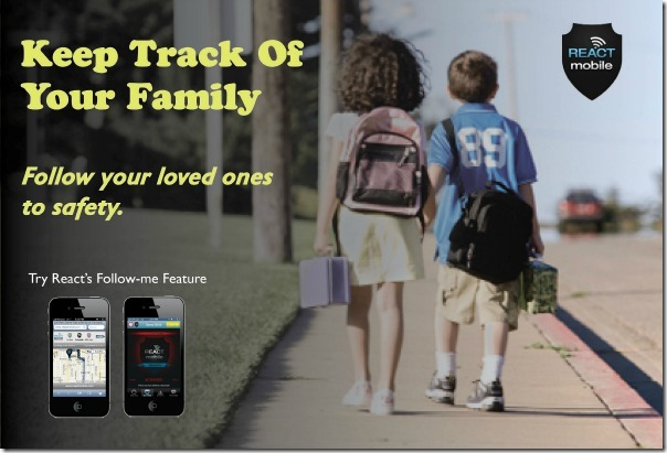 Using React Mobile App For Personal Safety Callista S