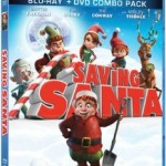 Saving Santa from Anchor Bay Entertainment #giftguide