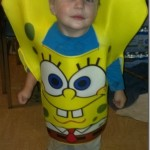 SpongeBob SquarePants Costume (Boys Costume)