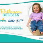 Teaching Bathroom Skills with P&G Bathroom Buddies