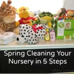 5 Steps For Spring Cleaning Your Nursery