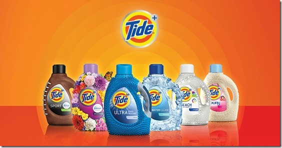 Tide Plus Collection - Discover the Plusabilities