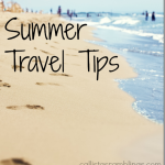 Summer Travel Tips