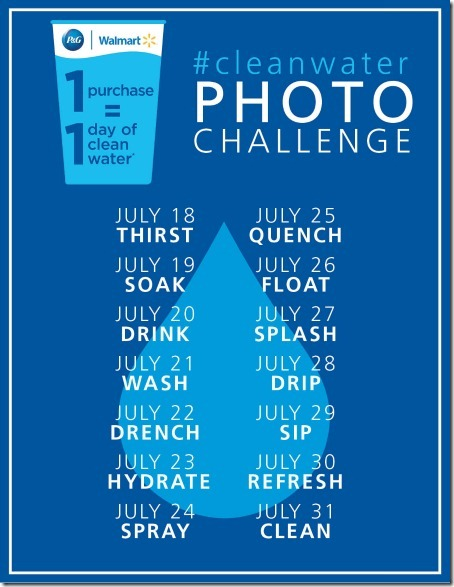 Clean Water Photo Challenge