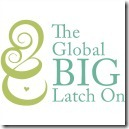 The Global Big Latch On Badge