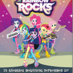 My Little Pony Equestria Girls 2 Rainbow Rocks in Theaters (+ giveaway)