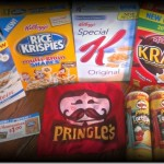 Kelloggs Cereal and Snacks #KelloggCAInnovations