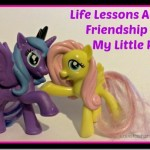 Life Lessons About Friendship with My Little Pony #StreamTeam