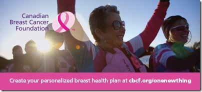 Reduce Your Risk of Breast Cancer with CBCF's Online Tool