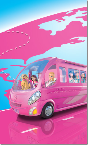 Barbie Life in the Dream House Amaze Chase