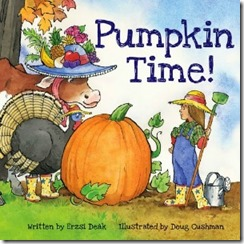 Pumpking Time! (Halloween Books for Kids)