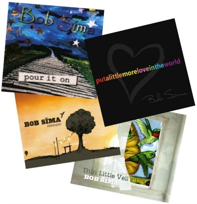 Empowering and Uplifting Music by Bob Sima