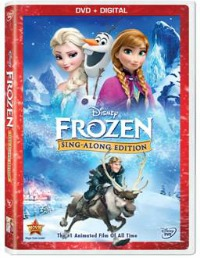 Frozen Digital Singalong DVD