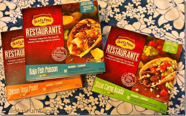 old-el-paso-restaurante-kits