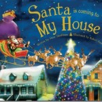 Is Santa Coming To Your House? Personalized Christmas Books #CRHGG14