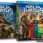 TMNT Movie aka Teenage Mutant Ninja Turtles on Blu-ray and DVD #CRHGG14