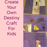 Create Your Own Destiny Craft For Kids #StreamTeam