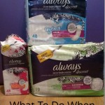 What To Do When #PeeHappens {Sensitive Bladders}