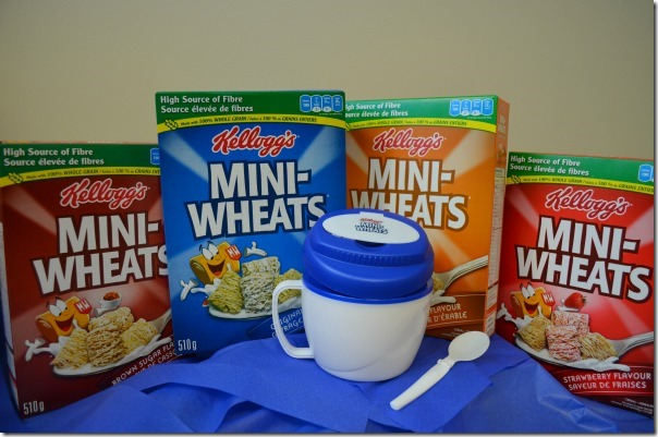 Mini Wheats Giveaway Prize Pack