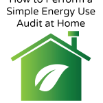 A Simple Energy Use Audit #SaveOnEnergy