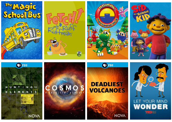 TV Shows about Science for Kids on Netflix