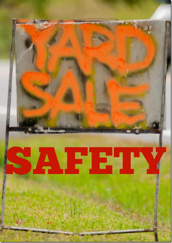Yard Sale Safety