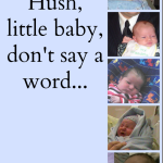 Hush Little Baby #BetterForBaby