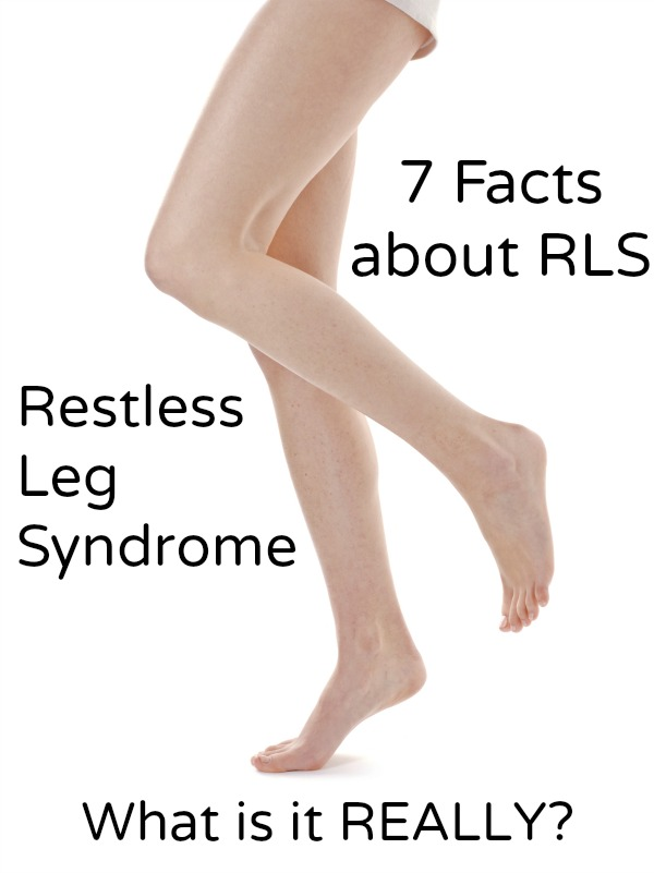 7 Facts About Restless Leg Syndrome