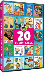 20 Furry Tales DVD