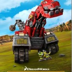 Introducing Dreamworks DinoTrux on Netflix