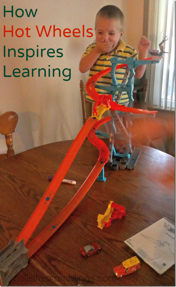 How Hot Wheels Inspires Learning
